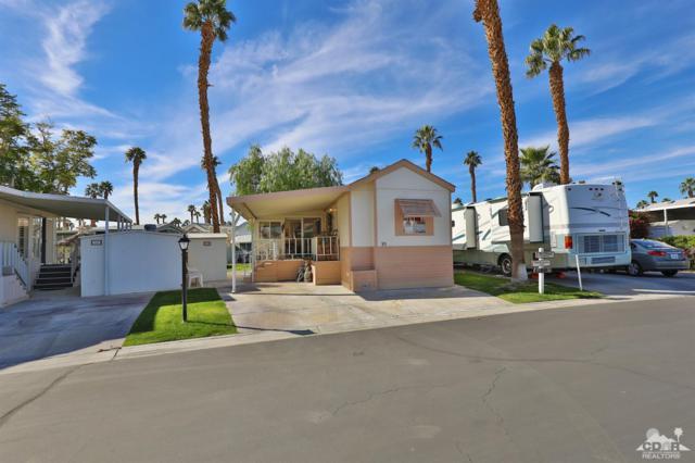 84136 Avenue 44 #95 #95, Indio, CA 92203 (MLS #219002859) :: Brad Schmett Real Estate Group