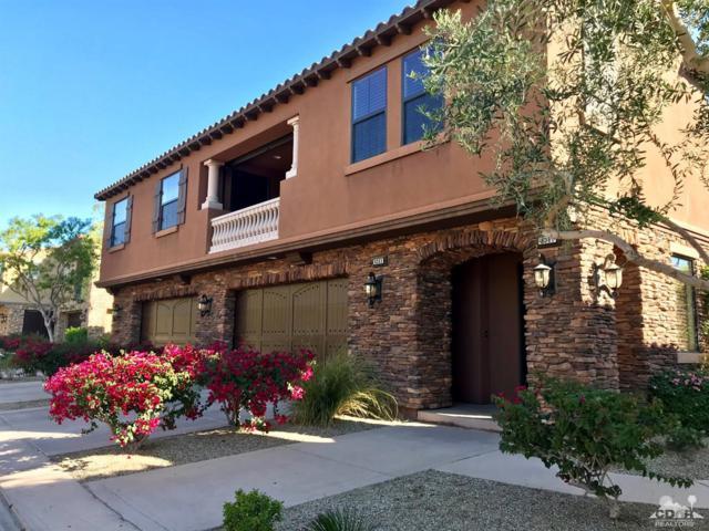6363 Via Stasera #107, Palm Desert, CA 92260 (MLS #219003187) :: Hacienda Group Inc
