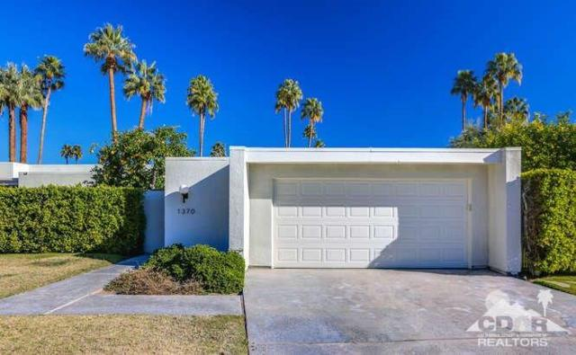 1370 E Marion Way, Palm Springs, CA 92262 (MLS #219003255) :: Brad Schmett Real Estate Group