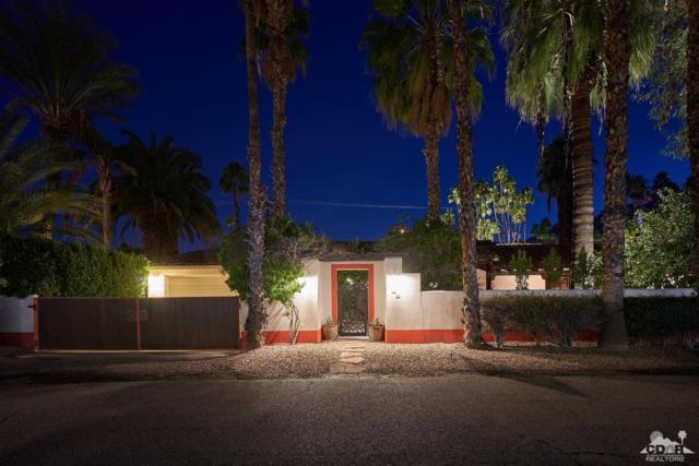 401 E Via Colusa, Palm Springs, CA 92262 (MLS #219003271) :: Brad Schmett Real Estate Group