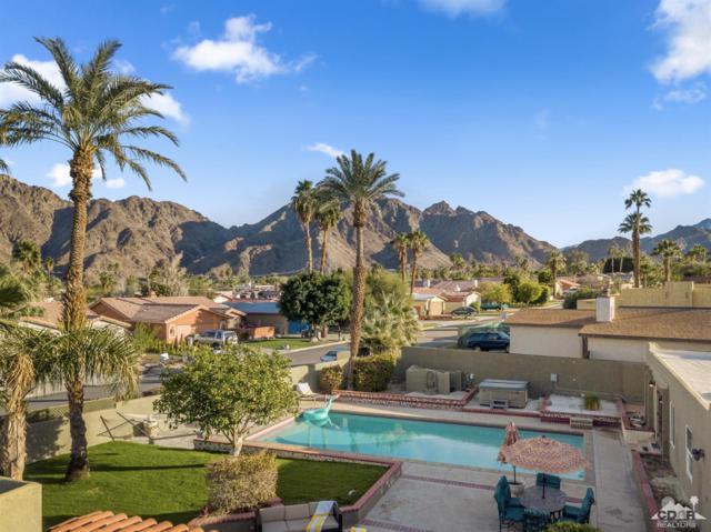 77535 Calle Chihuahua, La Quinta, CA 92253 (MLS #219003375) :: Brad Schmett Real Estate Group