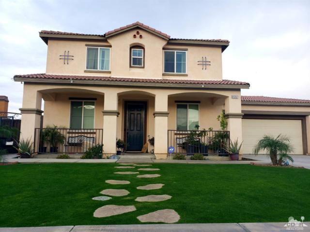 83357 Pluma Dorada Court, Coachella, CA 92236 (MLS #219003685) :: Hacienda Group Inc