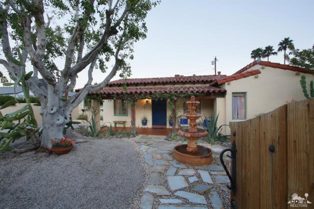 576 S Vista Oro, Palm Springs, CA 92264 (MLS #219003747) :: Brad Schmett Real Estate Group