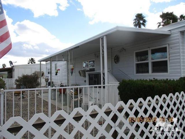 89 Dunes Circle, Cathedral City, CA 92234 (MLS #219004125) :: Hacienda Group Inc