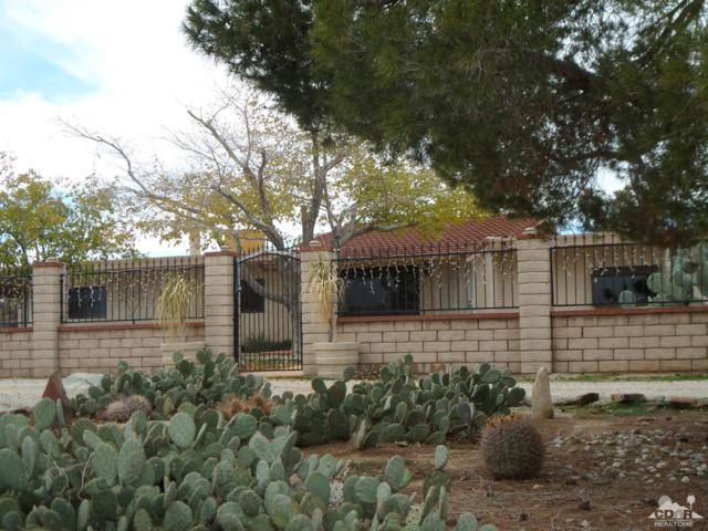 3436 El Dorado Avenue, Yucca Valley, CA 92284 (MLS #219004135) :: Hacienda Group Inc