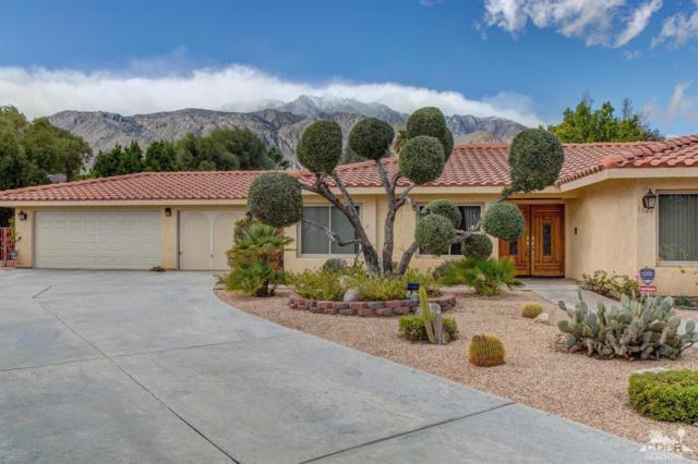 1047 E Diana Circle, Palm Springs, CA 92262 (MLS #219004181) :: Brad Schmett Real Estate Group