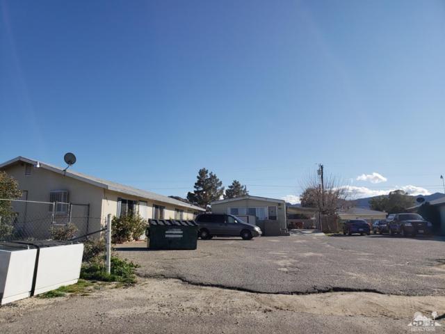 62019 Verbena Road, Joshua Tree, CA 92252 (MLS #219004343) :: Brad Schmett Real Estate Group
