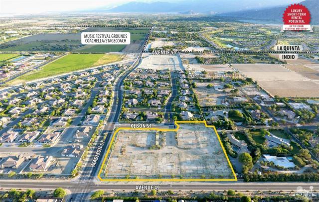 0 Avenue 49, Indio, CA 92201 (MLS #219004359) :: Brad Schmett Real Estate Group