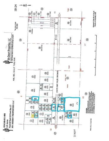 25 W Hwy 78 Drive, Salton City, CA 92275 (MLS #219004383) :: Hacienda Group Inc