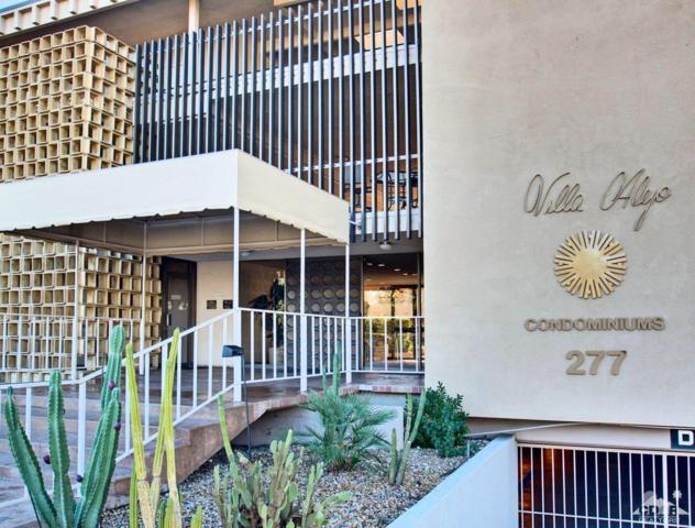 277 E Alejo Road #225, Palm Springs, CA 92262 (MLS #219004673) :: Brad Schmett Real Estate Group