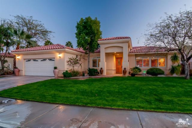 38681 Desert Mirage Drive, Palm Desert, CA 92260 (MLS #219004881) :: Hacienda Group Inc