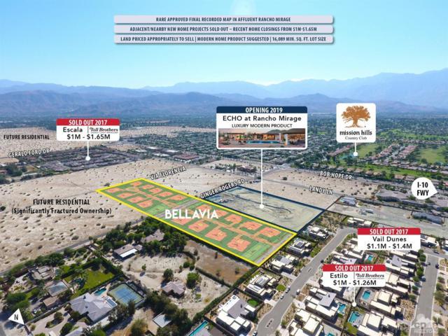 0 Ginger Roger Rd, Rancho Mirage, CA 92252 (MLS #219004919) :: Brad Schmett Real Estate Group