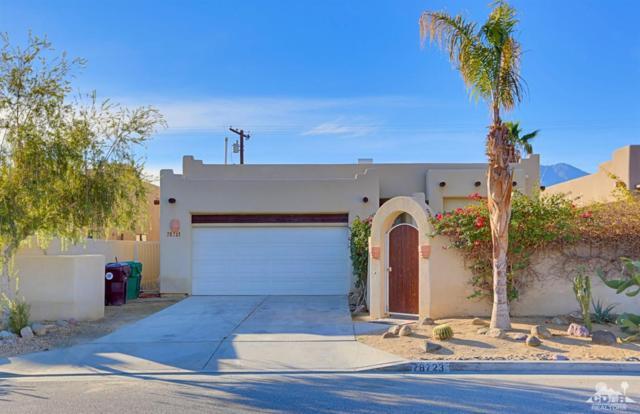 78723 Saguaro Road, La Quinta, CA 92253 (MLS #219004951) :: The Sandi Phillips Team