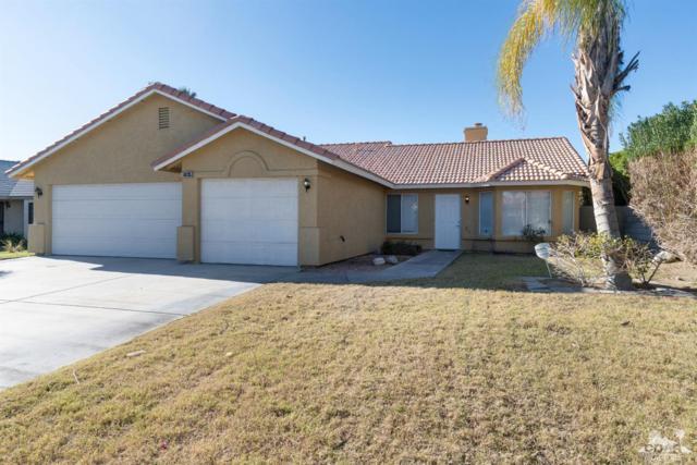 68335 Espada Road, Cathedral City, CA 92234 (MLS #219004993) :: Hacienda Group Inc