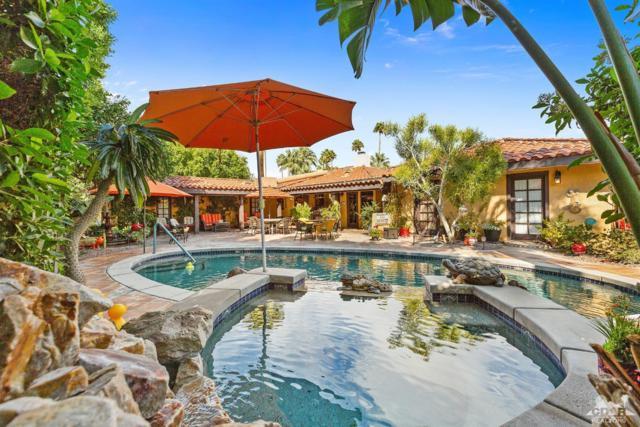 1471 E El Alameda, Palm Springs, CA 92262 (MLS #219005207) :: Brad Schmett Real Estate Group