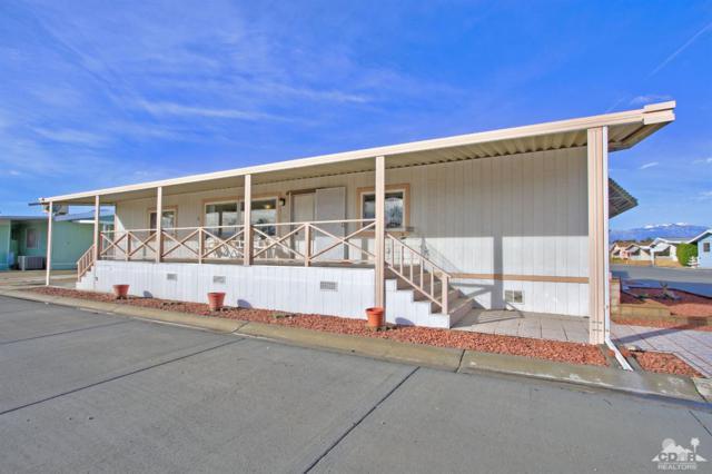 46618 Madison Street #63, Indio, CA 92201 (MLS #219005319) :: Brad Schmett Real Estate Group