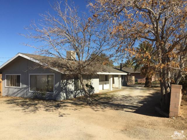 55832 Navajo, Yucca Valley, CA 92284 (MLS #219005593) :: Hacienda Group Inc