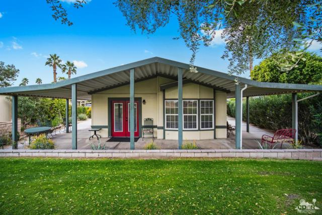 73450 Country Club Drive #157, Palm Desert, CA 92260 (MLS #219005611) :: The Sandi Phillips Team