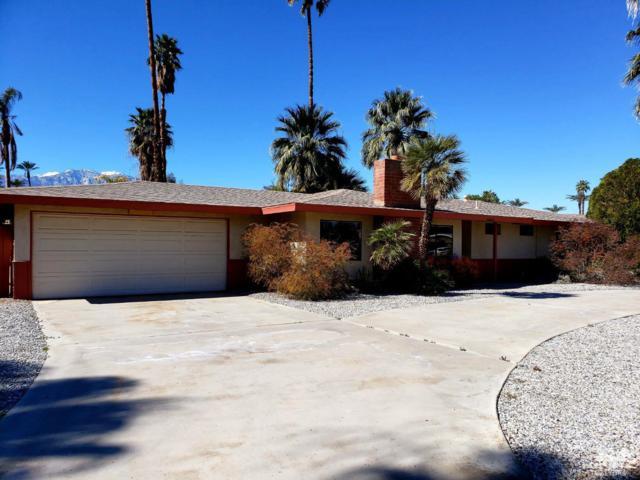 36883 Palmdale Road, Rancho Mirage, CA 92270 (MLS #219005673) :: Brad Schmett Real Estate Group