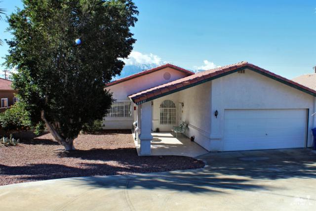66631 San Rafeal Road, Desert Hot Springs, CA 92240 (MLS #219005739) :: Hacienda Group Inc