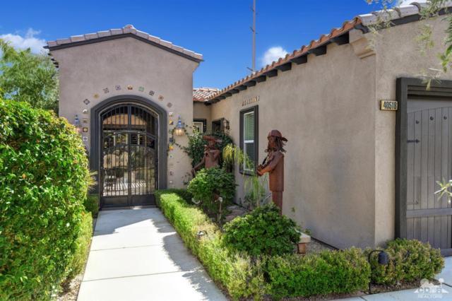 40518 Corte Placitas, Palm Desert, CA 92260 (MLS #219005769) :: Brad Schmett Real Estate Group