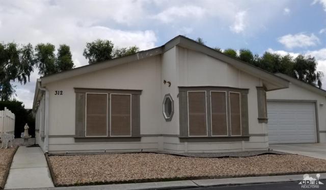312 Armenia Dr Drive, Cathedral City, CA 92234 (MLS #219005873) :: Brad Schmett Real Estate Group