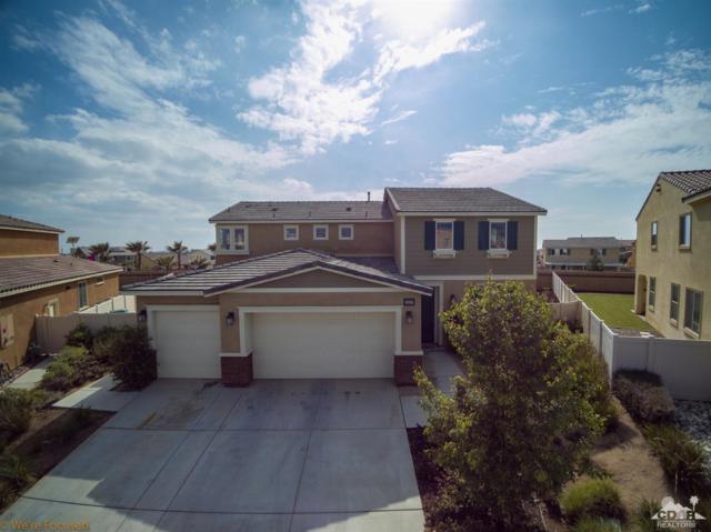 1607 Le Conte Drive, Beaumont, CA 92223 (MLS #219005951) :: Hacienda Group Inc