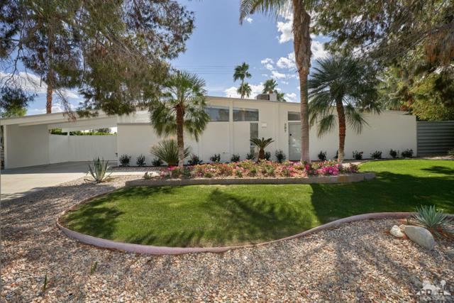 387 E Desert Holly Circle, Palm Springs, CA 92262 (MLS #219006759) :: Brad Schmett Real Estate Group