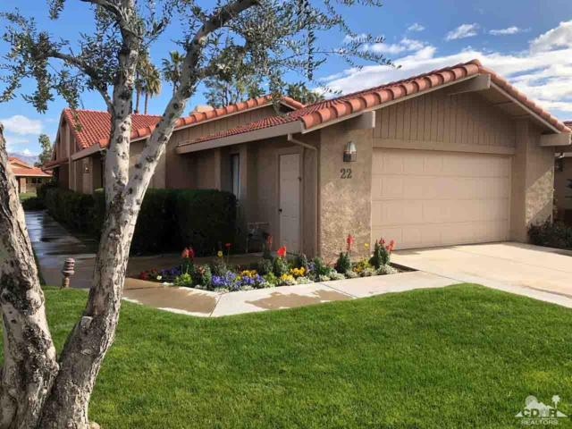 22 Presidio Place, Palm Desert, CA 92260 (MLS #219006815) :: The Sandi Phillips Team