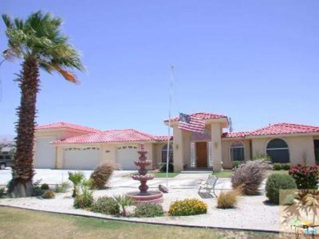 30550 Via Las Palmas Street, Thousand Palms, CA 92276 (MLS #219007071) :: Brad Schmett Real Estate Group