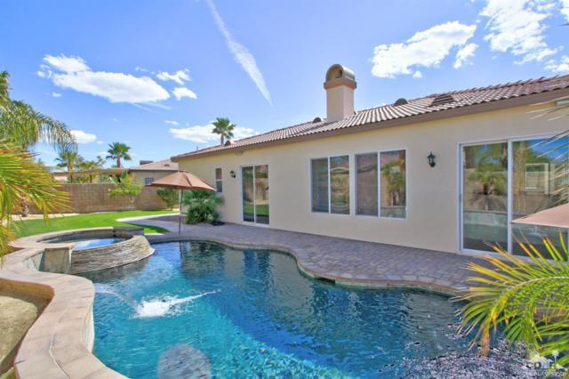 79738 Viento Drive, La Quinta, CA 92253 (MLS #219007233) :: Bennion Deville Homes