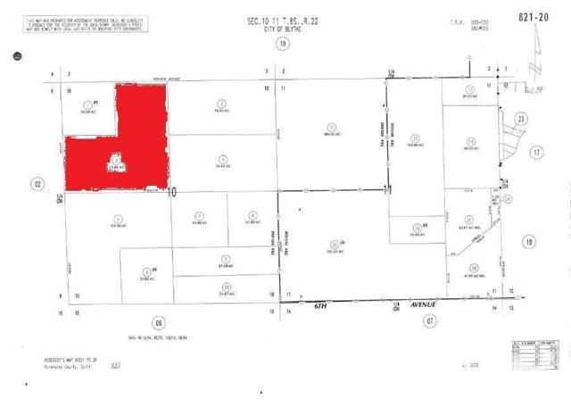 0 Neighbors Boulevard, Blythe, CA 92225 (MLS #219007433) :: Deirdre Coit and Associates