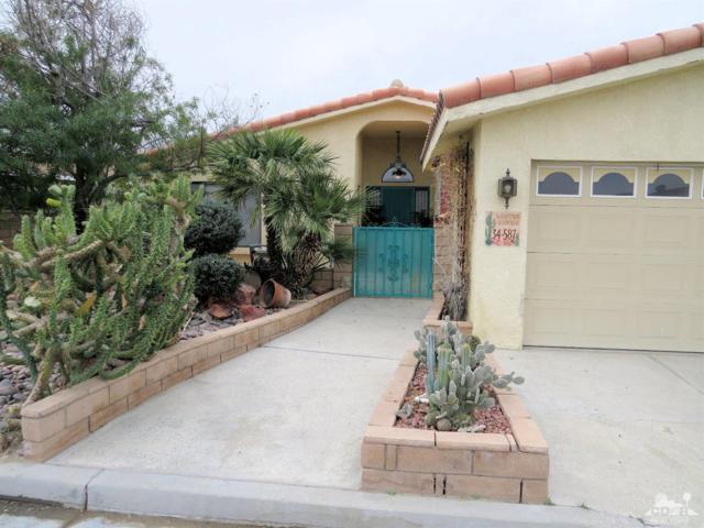 34587 Mesquite Tree Drive, Thousand Palms, CA 92276 (MLS #219007525) :: Deirdre Coit and Associates