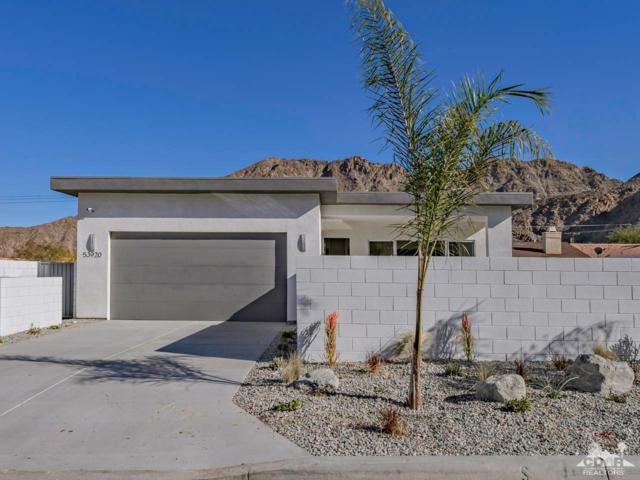 53920 Avenida Martinez, La Quinta, CA 92253 (MLS #219007625) :: Hacienda Group Inc
