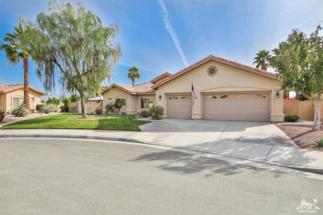 43616 Alba Court, La Quinta, CA 92253 (MLS #219008073) :: Bennion Deville Homes
