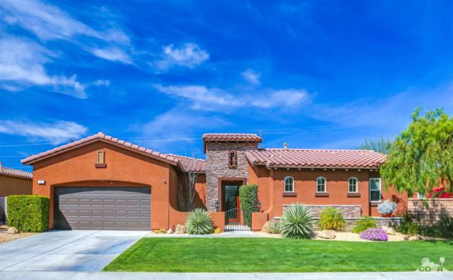 55 Via Santo Tomas, Rancho Mirage, CA 92270 (MLS #219008201) :: The Jelmberg Team