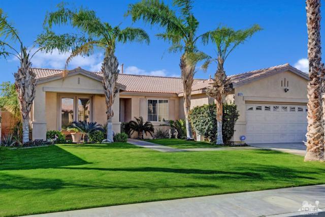 80741 Mountain Mesa Drive, Indio, CA 92201 (MLS #219008263) :: Hacienda Group Inc