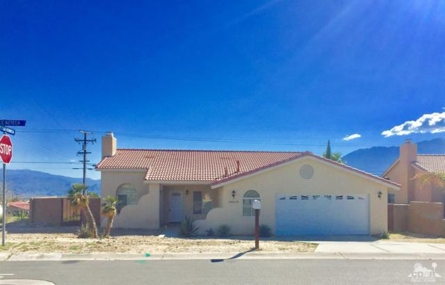 68099 Calle Azteca, Desert Hot Springs, CA 92240 (MLS #219008289) :: Brad Schmett Real Estate Group