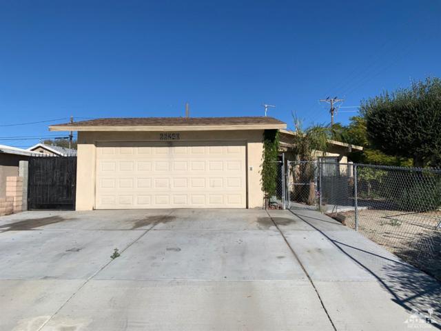 66240 Desert View Avenue, Desert Hot Springs, CA 92240 (MLS #219008295) :: Brad Schmett Real Estate Group