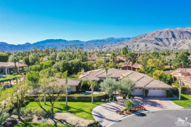 13 Collegiate Circle, Rancho Mirage, CA 92270 (MLS #219008389) :: The Sandi Phillips Team