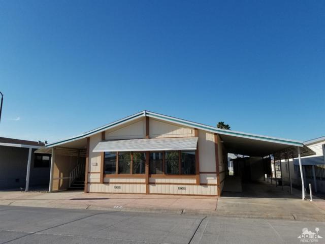 46618 Madison Street #107, Indio, CA 92201 (MLS #219008421) :: Bennion Deville Homes