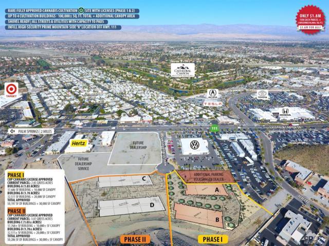 0 Margot Murphy Way, Cathedral City, CA 92264 (MLS #219008469) :: Brad Schmett Real Estate Group