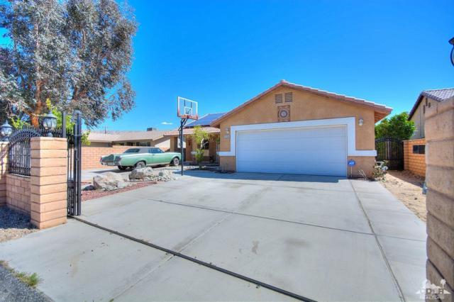 15150 Via Vista, Desert Hot Springs, CA 92240 (MLS #219008499) :: The Jelmberg Team