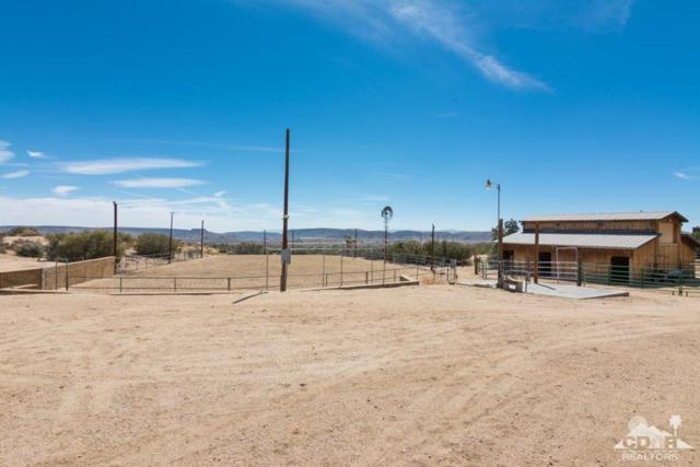 0 Rimrock Road, Pioneertown, CA 92268 (MLS #219008571) :: Hacienda Group Inc