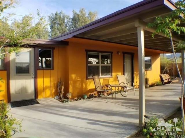 61903 El Reposo Circle, Joshua Tree, CA 92252 (MLS #219008627) :: Brad Schmett Real Estate Group