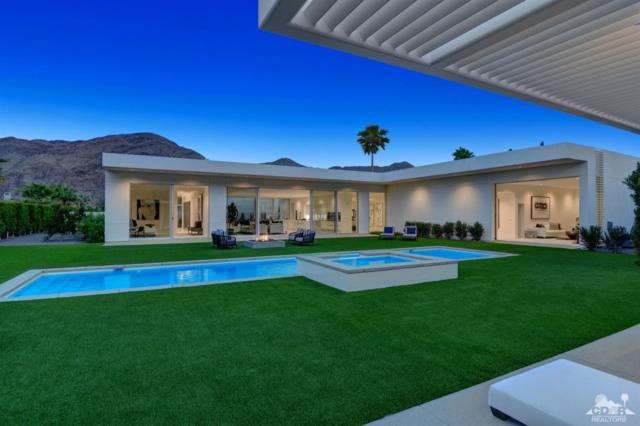 3091 Linea Terrace, Palm Springs, CA 92264 (MLS #219008711) :: Brad Schmett Real Estate Group