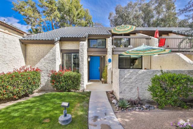 49 Portola Drive, Palm Springs, CA 92264 (MLS #219008805) :: The John Jay Group - Bennion Deville Homes