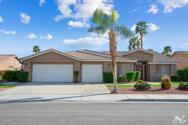 79899 William Stone Way, La Quinta, CA 92253 (MLS #219008827) :: The Jelmberg Team