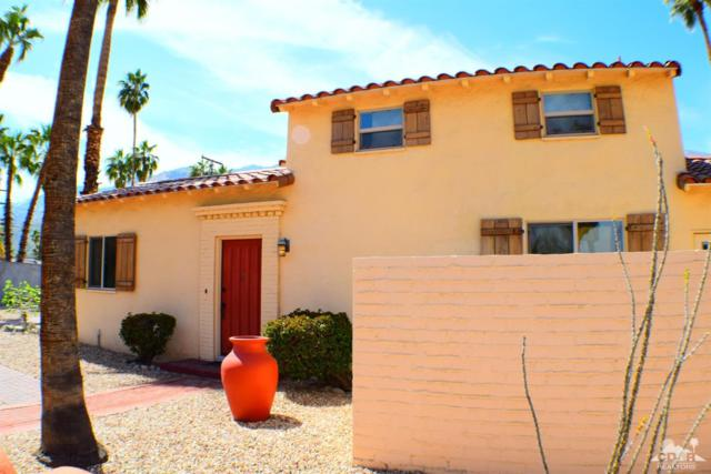 571 S Indian Trail, Palm Springs, CA 92264 (MLS #219009081) :: Deirdre Coit and Associates