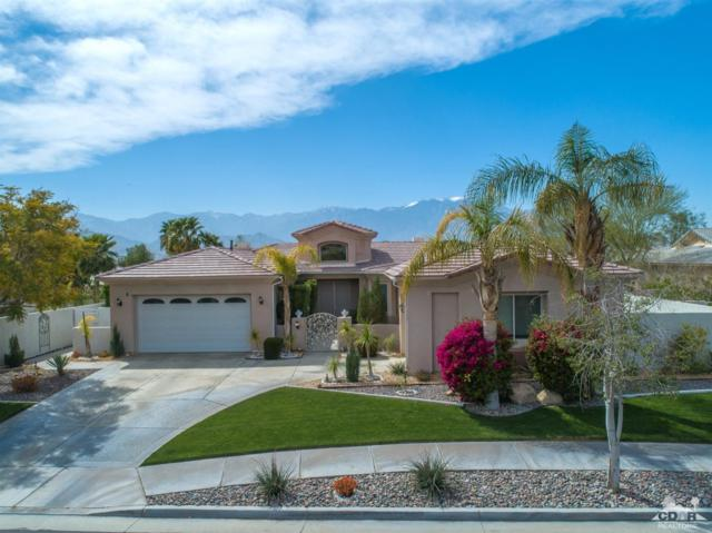 5 Bollinger Road, Rancho Mirage, CA 92270 (MLS #219009231) :: The John Jay Group - Bennion Deville Homes
